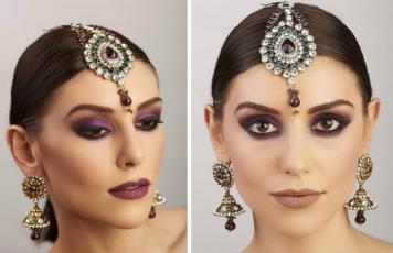 Asian Bridal Makeup Artist Oxford