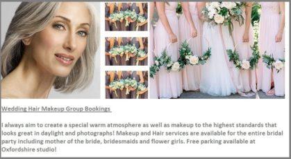Mother Of Bride Makeup Artist Oxfordshire